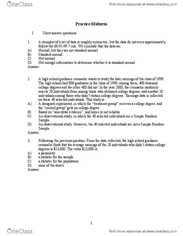 ECON 2500 Midterm: Practice_Midterm pdf