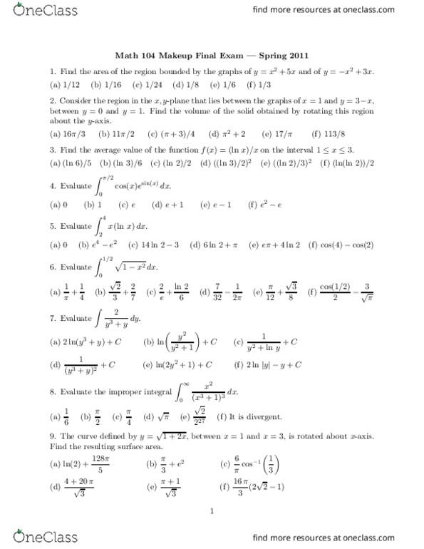 All Educational Materials for Physics at Harvard University