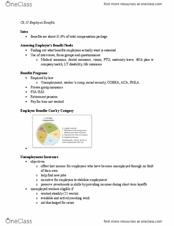MGI 301LEC Lecture Notes - Winter 2019, Lecture 9 - Life