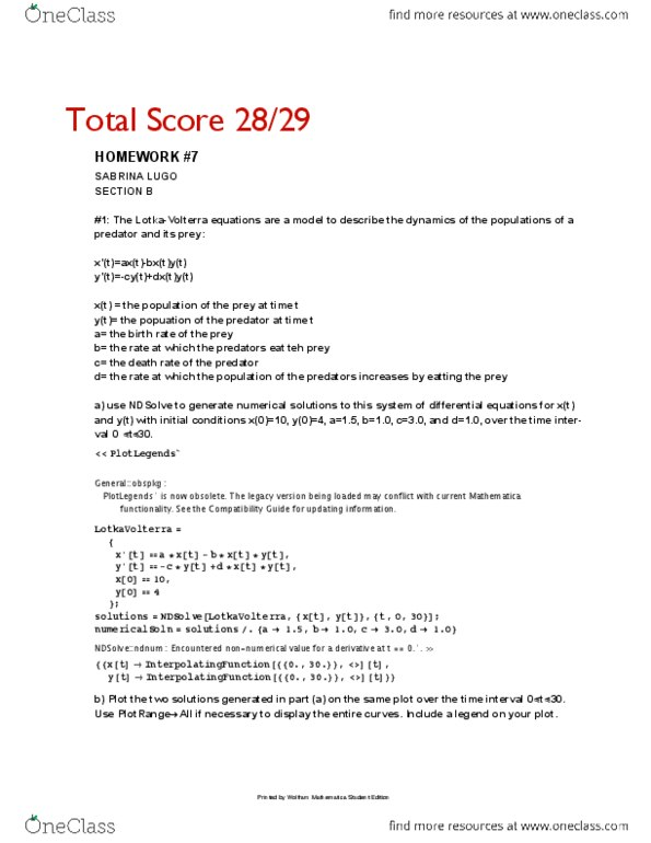 All Educational Materials for Douglas Tobias - OneClass