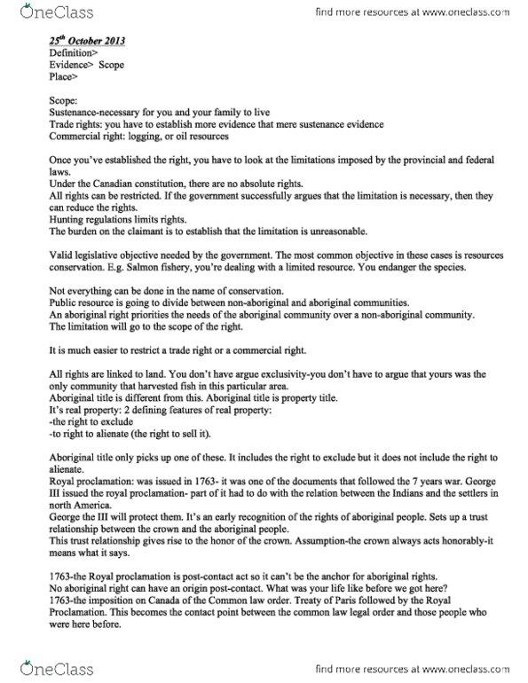 LAW 142 Study Guide - Final Guide: Fifa Disciplinary Code, Quo Warranto,  Double Aspect