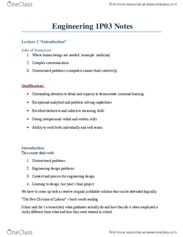 ENGINEER 1P03 Study Guide - Final Guide: Kingsgate Bridge, Thames Tunnel,  Wced