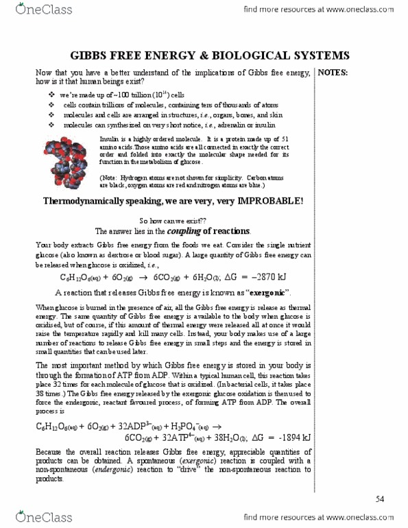 CHEM 1050 Lecture 5: Thermochemistry Part 5 pdf