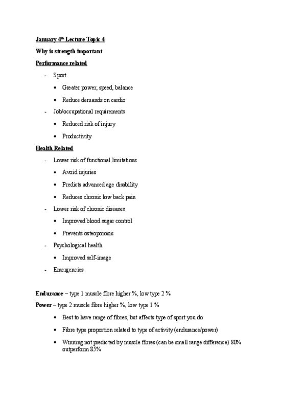 All Class Notes - OneClass